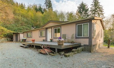 Stanwood Single Family Home For Sale: 21615 Starbird Rd