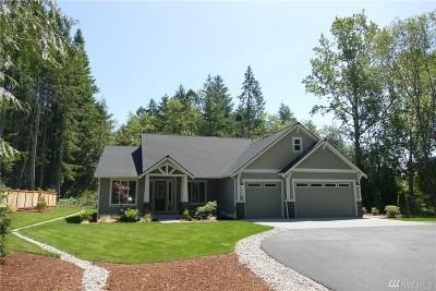 Olympia Single Family Home Pending: 4920 Cushman Rd NE #Lot 7