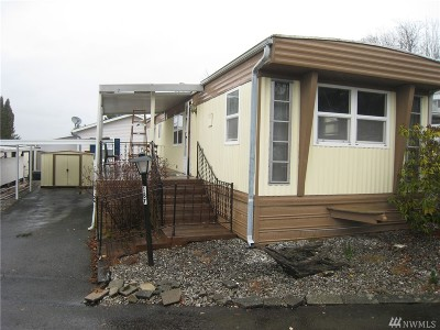 Bellingham Mobile Home Sold: 1200 Lincoln #187