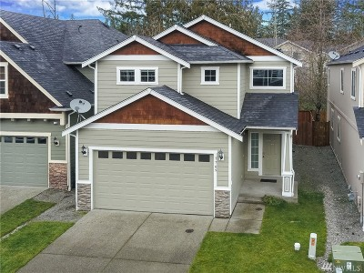 Puyallup Single Family Home For Sale: 7709 181st St E