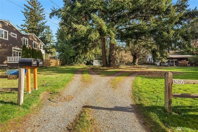 Mercer Island Residential Lots & Land For Sale: 3406 72nd Ave SE