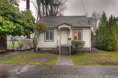 Thurston County Single Family Home For Sale: 612 14th Ave SE