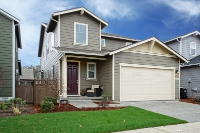 Lakewood Single Family Home For Sale: 8008 116th St Ct SW #Lot26