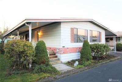 Auburn WA Mobile Home For Sale: $58,500