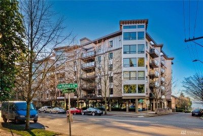 Seattle Condo/Townhouse For Sale: 5001 California Ave SW #212