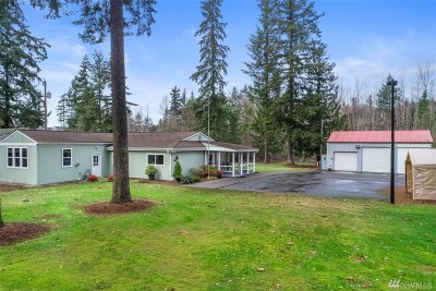 Maple Valley Single Family Home For Sale: 21646 SE 276th St