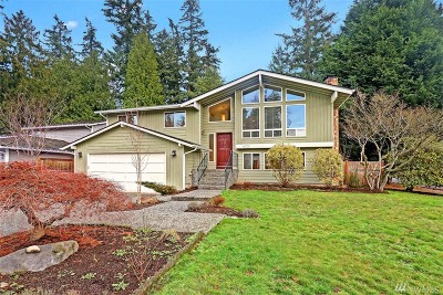 Bothell WA Single Family Home For Sale: $500,000