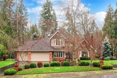 Woodinville Single Family Home For Sale: 16821 226th Ave NE