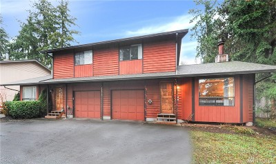 Bothell Multi Family Home For Sale: 19617 24th Dr SE