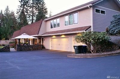 Centralia Single Family Home For Sale: 276 River Heights Rd