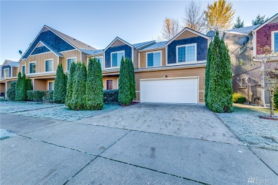 Single Family Home For Sale: 2724 Hidden Springs Lp SE