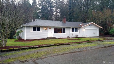 Tumwater Single Family Home For Sale: 4708 Delta Lane SE