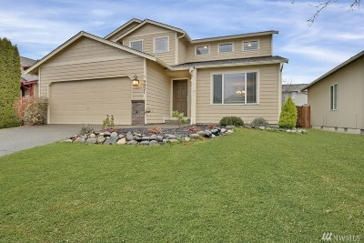 Puyallup Single Family Home For Sale: 9021 189th St E