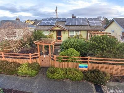 Bellingham Single Family Home Sold: 2716 Williams St