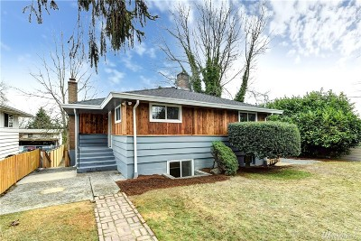 Seattle Single Family Home For Sale: 6044 32nd Ave S