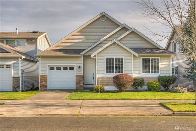 Single Family Home For Sale: 520 Bungalow Dr NW