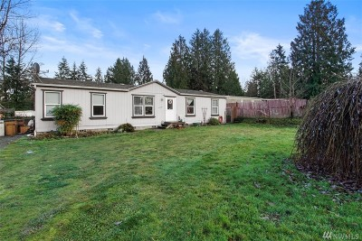 Bonney Lake WA Single Family Home For Sale: $200,000