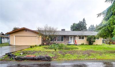 Olympia Single Family Home For Sale: 7923 Husky Wy SE