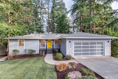 Bellevue Single Family Home For Sale: 3028 169th Ave NE