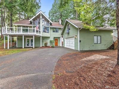 Mason County Single Family Home Pending Inspection: 1341 E Old Ranch Road