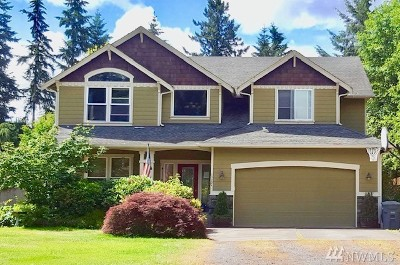 Bonney Lake Single Family Home For Sale: 19004 107th St E