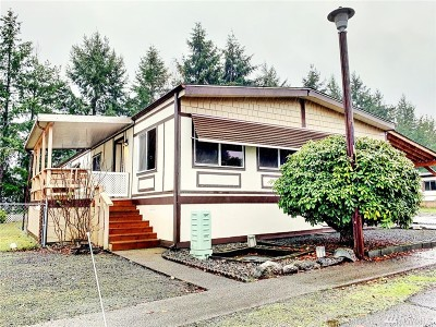 Mobile Home Sold: 1111 Archwood Dr SW #340