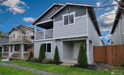 Marysville Condo/Townhouse For Sale: 4709 145th Place NE