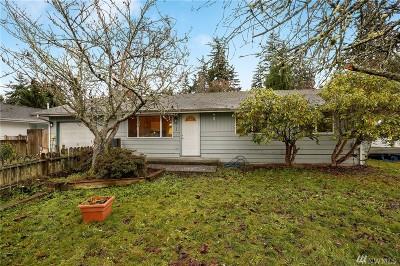 Edmonds Single Family Home For Sale: 5104 161st Place SW