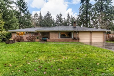 Federal Way Single Family Home For Sale: 36302 28th Ave S