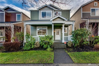 Single Family Home For Sale: 7609 Kodiak Ave NE