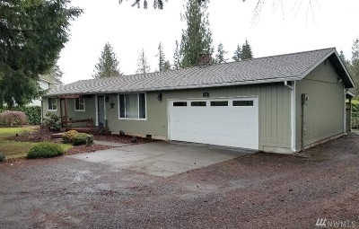 Single Family Home For Sale: 275 Chilvers Rd