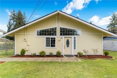 Single Family Home For Sale: 868 Spruce St SE