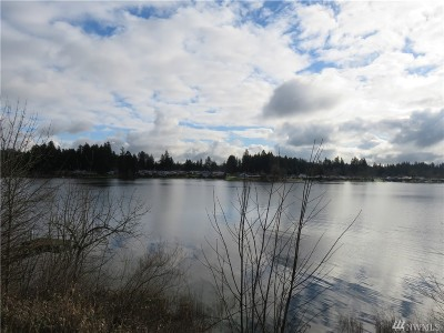 Olympia, Tumwater, Lacey Residential Lots & Land For Sale: 4135 Black Lake Blvd SW