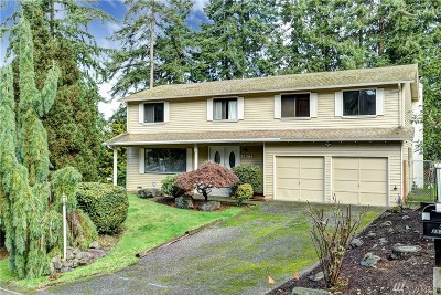 Federal Way Single Family Home For Sale: 29304 13th Ave S