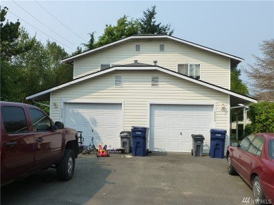 Skagit County Multi Family Home For Sale: 2120 15th St