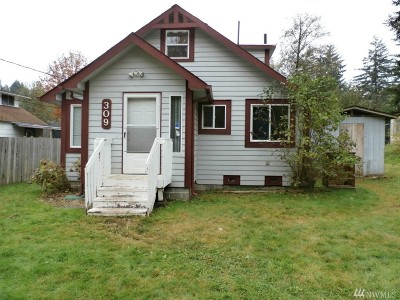 Mason County Rental For Rent: 309 Kineo Ave