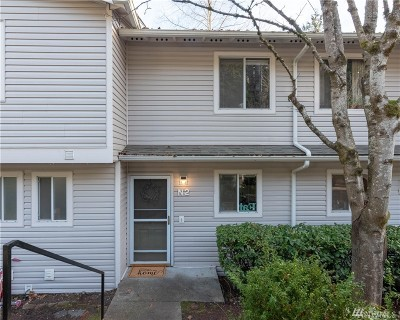 Bothell Condo/Townhouse For Sale: 18910 Bothell-Everett Hwy #N2