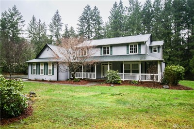 Single Family Home For Sale: 4232 20th Lp NW