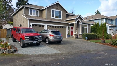 Lynnwood Single Family Home For Sale: 6530 186th St SW