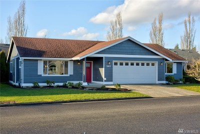 Whatcom County Single Family Home For Sale: 1907 Buttercup Dr