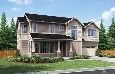 Renton Single Family Home For Sale: 5801 NE 7th Place #Lot14