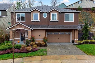 Bothell Single Family Home For Sale: 4201 181st Place SE