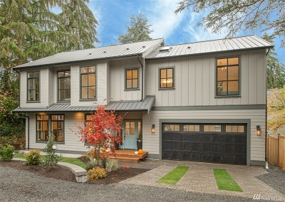 Seattle Single Family Home For Sale: 9015 30th Ave NE