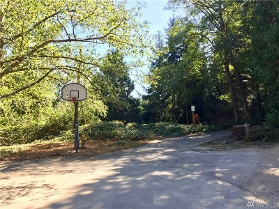Bellevue Residential Lots & Land For Sale: 38 95th Ave NE