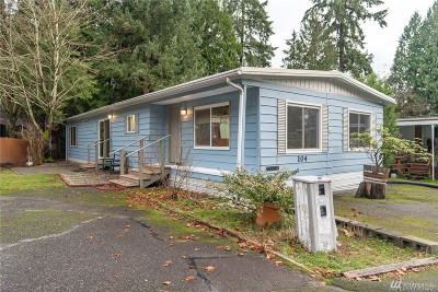 Bothell Single Family Home For Sale: 3333 228th St SE
