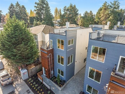 Seattle Single Family Home For Sale: 9509 8th Ave NW