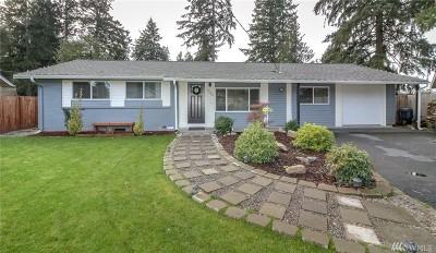 Auburn Single Family Home For Sale: 2045 Fir St SE