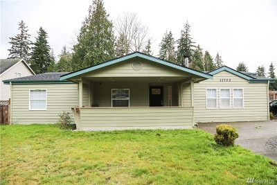 Everett Single Family Home For Sale: 11702 7th Ave SE