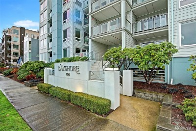 Seattle Condo/Townhouse For Sale: 1526 Alki Ave SW #305