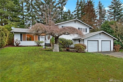 Single Family Home For Sale: 12934 SE 186th St